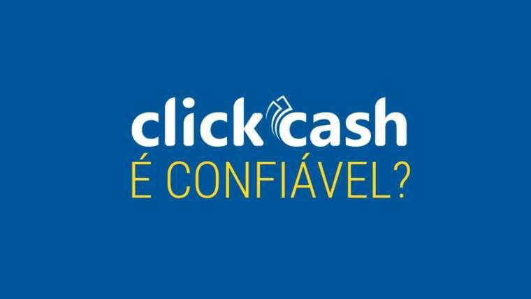 A Click Cash é confiável? Descubra aqui por que o app é seguro
